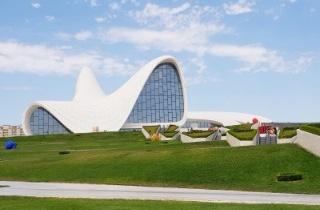מוזיאון השטיחים בבאקו