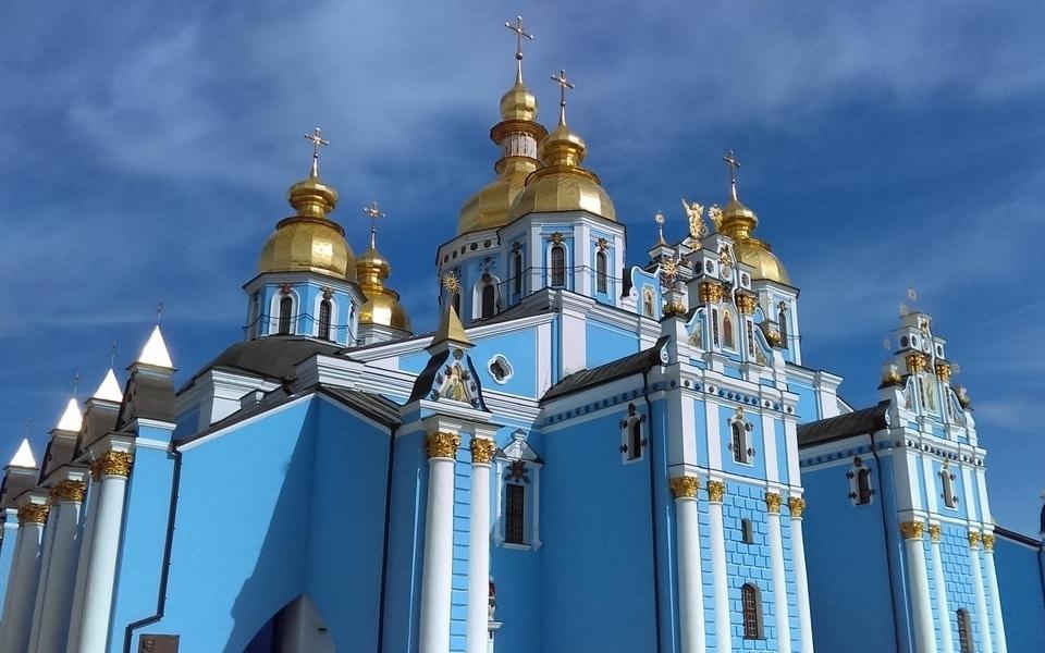 קייב, אוקראינה. הבלוג של כספי טורס.