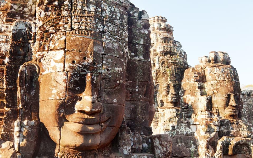 אנגקור תום, קמבודיה